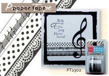 DEKOBAND / RIBBONS / RUBANS ... Malertape, Washi Tape 3 x 5 meter