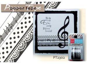 DEKOBAND / RIBBONS / RUBANS ... Masking Tape, Washi Tape 3 x 5 meters