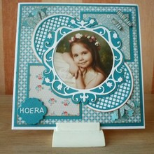 Nellie snellen Decoupage sheets A4 - Vintage Girls