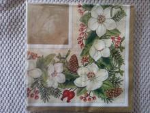 DECOUPAGE AND ACCESSOIRES 4 designer napkins for decoupage - Copy