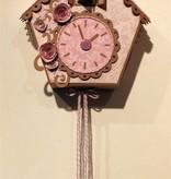 X-Cut / Docrafts A4 skæring dør (19Stk) - Cuckoo Clock