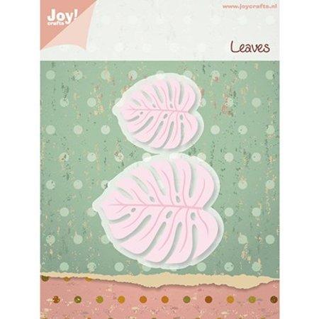 Joy!Crafts und JM Creation Stanz- und Prägeschablone, Joy Crafts, Blätter