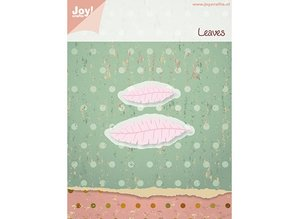 Joy!Crafts und JM Creation Stamping and Embossing stencil, Joy Crafts, leaves