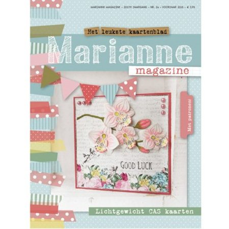 Bücher und CD / Magazines Marianne Magazine 25