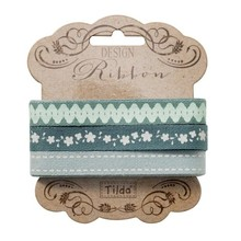 Tilda Tilda Ribbon Set Spring Lake