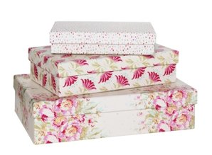 Tilda Tilda boxes set 3-part - Copy