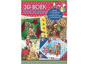 Studio Light A4 Paper: 3D Christmas modern
