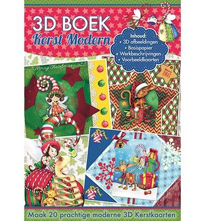 A4 buch 3d weihnachten modern hobby crafts and paperdesign for Weihnachten modern