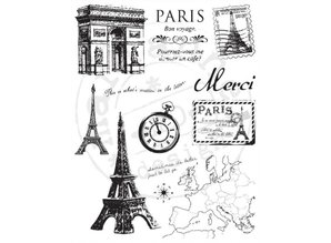 Marianne Design Clear Stamps, Marianne Design, Paris