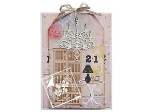 Joy!Crafts und JM Creation Transparent stamps, Joy, Love Home