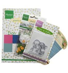 Marianne Design Blandet pakke matchede Don & Daisy