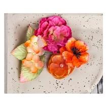 Blumen und Blätter von Prima Marketing, 9 Stück