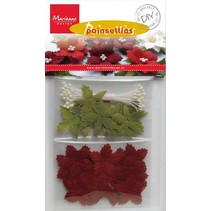 A craft set for designing their own Christmas Rose