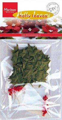 Embellishments / Verzierungen Et håndværk sæt til at designe deres egen Julerose