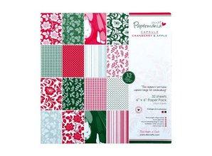 DESIGNER BLÖCKE  / DESIGNER PAPER Designersblock, 15x15cm, jul