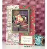 DESIGNER BLÖCKE  / DESIGNER PAPER Designersblock, bloc de papel A5, una Carta a Santa