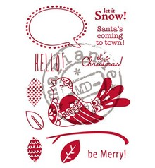 Marianne Design Clear Stamps, Christmas motifs