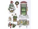 Marianne Design Sellos claras, motivos navideños