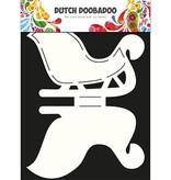 Dutch DooBaDoo Para diseñar la plantilla a una diapositiva 3D