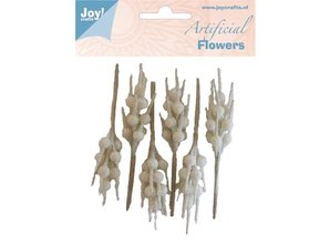 Embellishments / Verzierungen Artificial Flower - plastic flowers