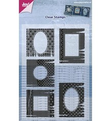Joy!Crafts und JM Creation PROMOTION (Discount 26%): Transparent stamp, frame