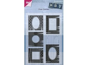 Joy!Crafts und JM Creation PROMOTION (Rabat 26%): Transparent stempel, ramme