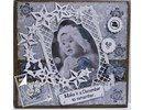 Joy!Crafts und JM Creation Stamping and Embossing stencil, frame rectangle Filigräne, Ov ale frame and label