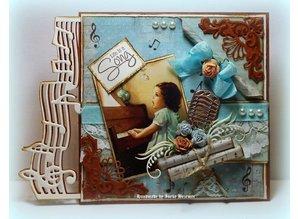 Joy!Crafts und JM Creation Cutting and emboss.templ