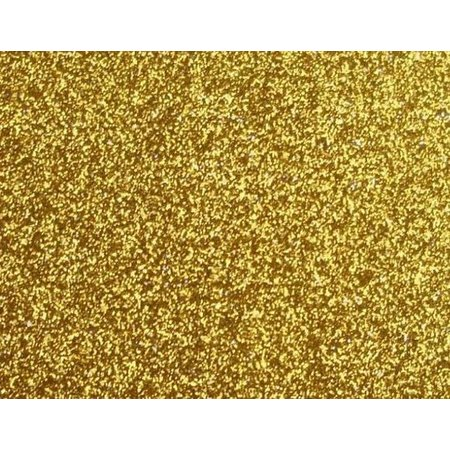 BASTELZUBEHÖR / CRAFT ACCESSORIES Glitter Bügelfolie af Viva Decor