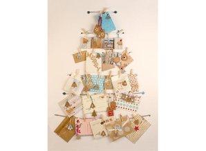 Pronty Kraftliner, for designing Christmas Calendar