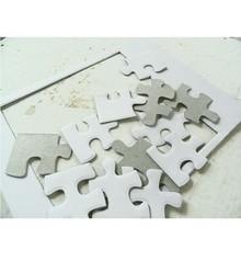 Marianne Design Punzonatura e modello di goffratura craftabili, Puzzle