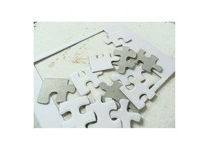 Marianne Design Stansning og prægning skabelon Craftables, Puzzle