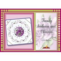 Bastelbuch, Hobbydols 38, Trendy borduren met Chrissie