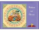 Bastelbuch, Hobbydols 1, Trendy borduren met Chrissie
