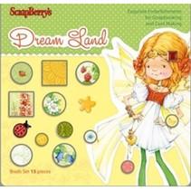 Set Of Brads 15 pieces, Dreamland