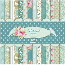 "Designer Block by Tilda ""Winter Bird"""