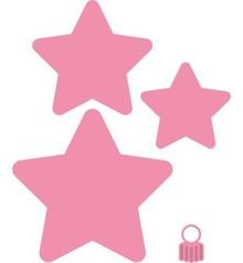 Marianne Design Taglio e goffratura stencil, Natale Stella / Stella di Natale
