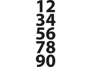 Marianne Design Skæring og prægning stencils, små tal