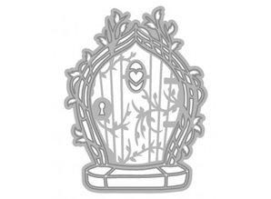TONIC Skæring og prægning stencils, engel Goal