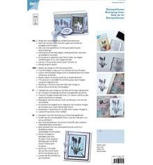 BASTELZUBEHÖR / CRAFT ACCESSORIES Stempelleinen, weiß, A4, 10 Blatt