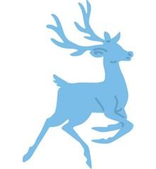 Marianne Design Taglio e goffratura stencil, renna