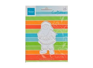 Marianne Design Cutting and embossing stencils, Santa Claus