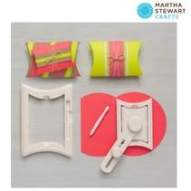 Martha Stewart: pillow box tool