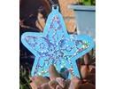 Marianne Design Perforación - y de la plantilla de estampado, Estrella