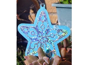 Marianne Design Cutting and embossing stencil, Star