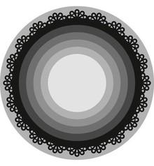 Marianne Design Skæring og prægning stencils, cirkler