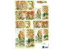 Marianne Design Marianne Design, Bilderbogen efteråret