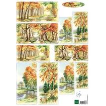 Marianne Design, Bilderbogen Herbst