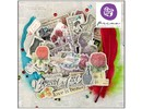 Prima Marketing und Petaloo Chipboard Stickers & More bellarouge