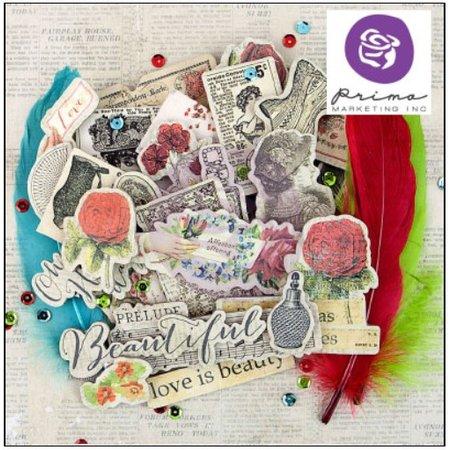 Prima Marketing und Petaloo Spånplader Klistermærker & More bellarouge